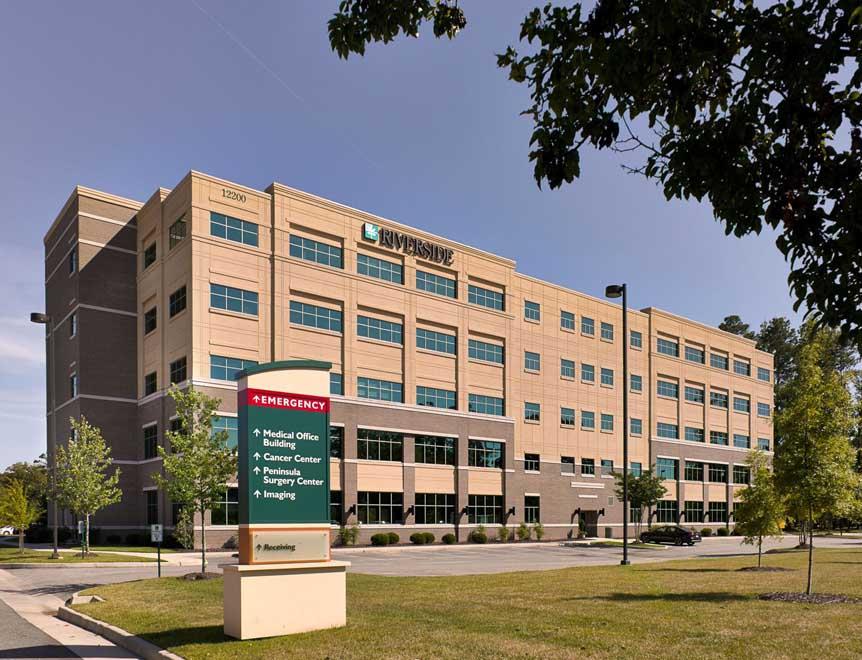 Riverside Regional Medical Center Bed Size